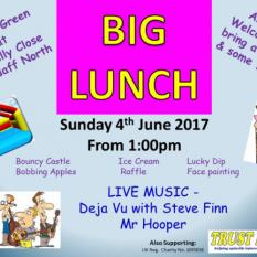 Big Fundraiser Lunch