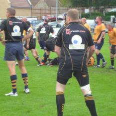Keynsham RFC Trust PA Rugby Match & Floodlight Launch